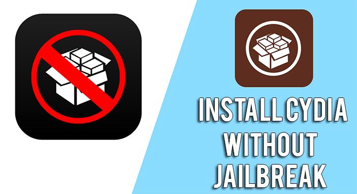 Download Cydia without jailbraking