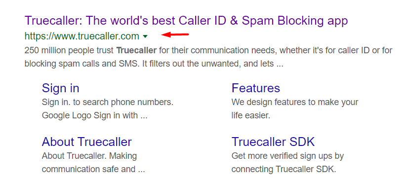 truecaller phone number search