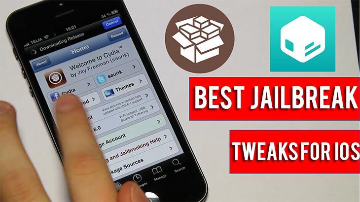 Best Cydia Tweaks for iOS 12