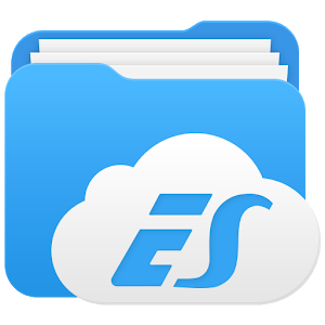 ES File Explorer on Android TV