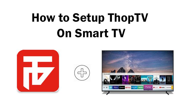ThopTV For Smart TV