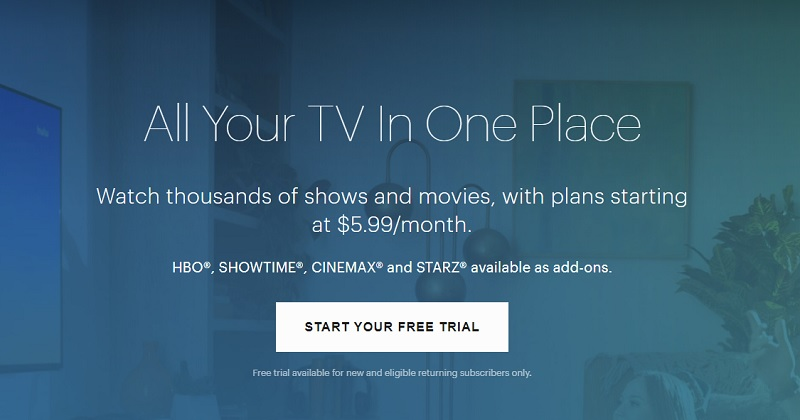 how to sign up for hulu in canada