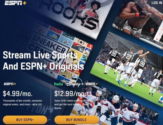 ESPN Plus in Canada