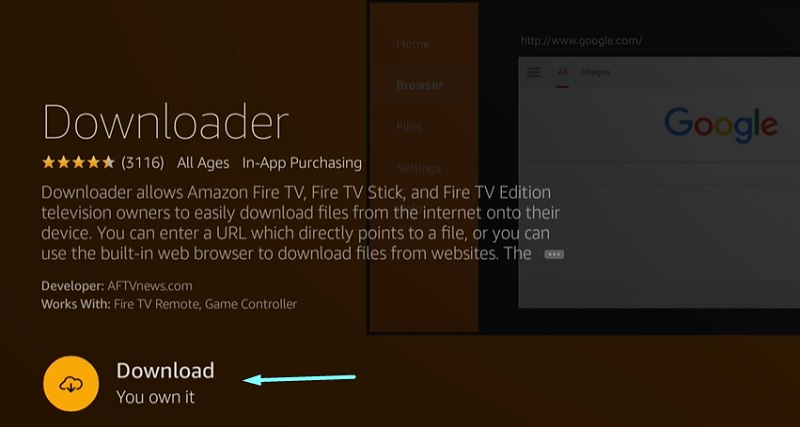 how to add apps to firestick