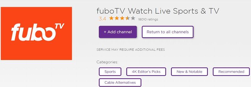 MSNBC on fubo tv