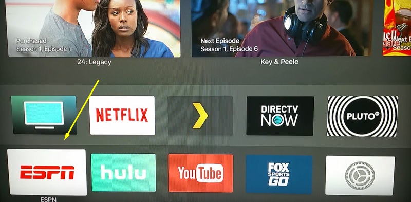 How to Install ESPN on Apple TV