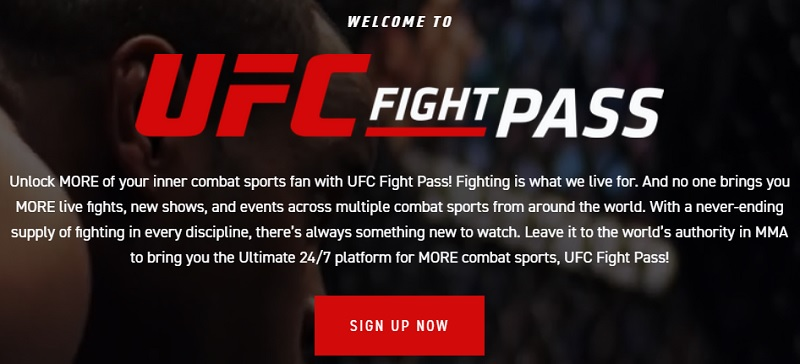 Watch UFC on Apple TV with Official UFC App